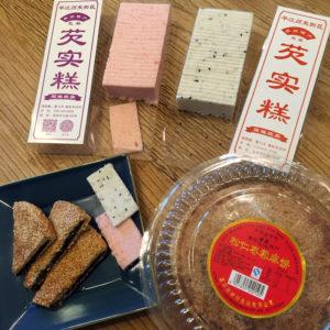 Popular Suzhou Snacks