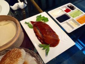 Beijing's famous Peking Duck