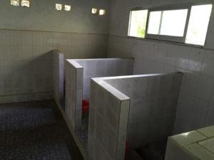 Public toilet in Dali