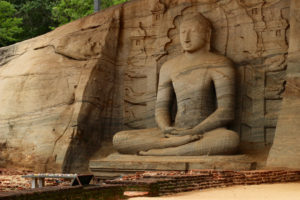 Polonnaruva Buddha