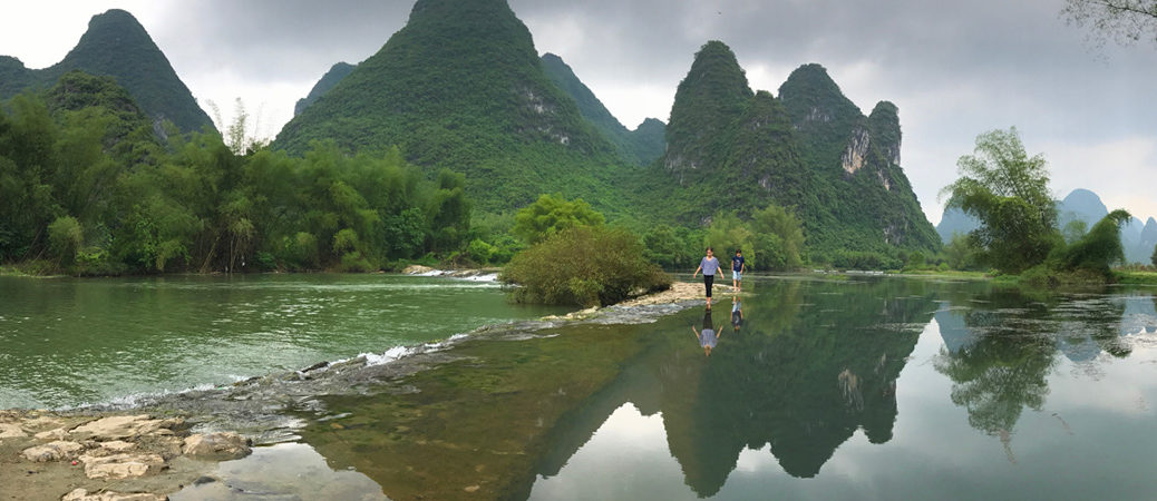 Yangshou Mountains