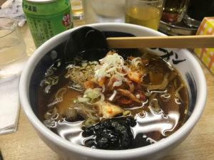 Narita, Ramen Bayashi restaurant