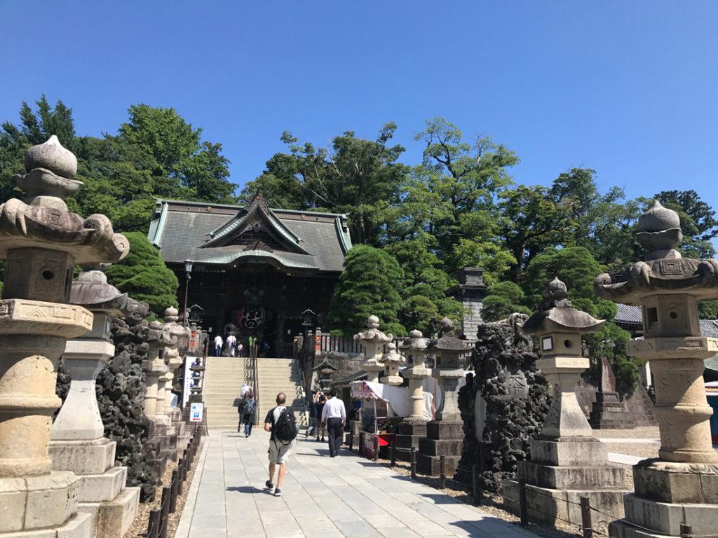 Naritasan Shinsho-ji Temple