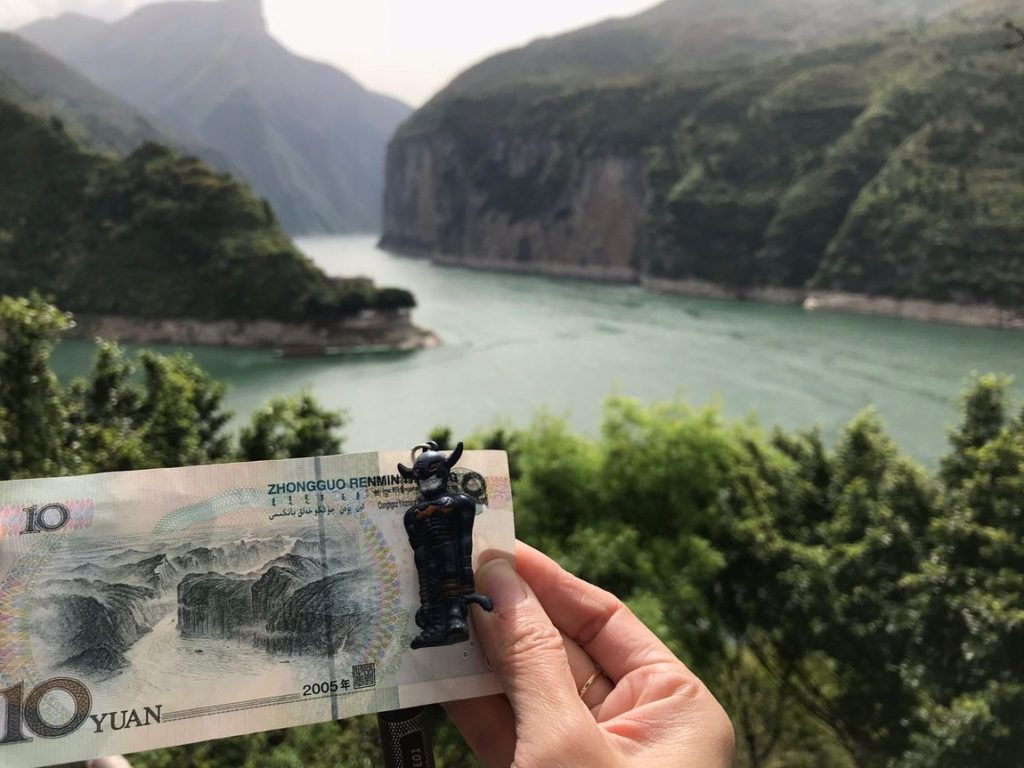 Yangtze River Cruise money shot