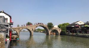 Fangsheng bridge, Zhujiajiao